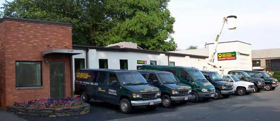 Northeast Security Solution's Headquarters 33 Sylvan Street, West Springfield, MA 01089