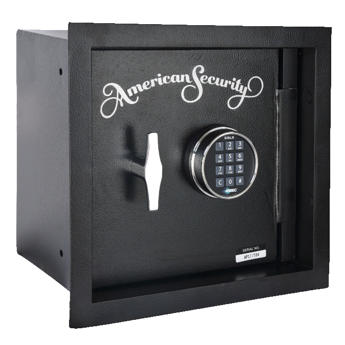 An American Security Wall Safe