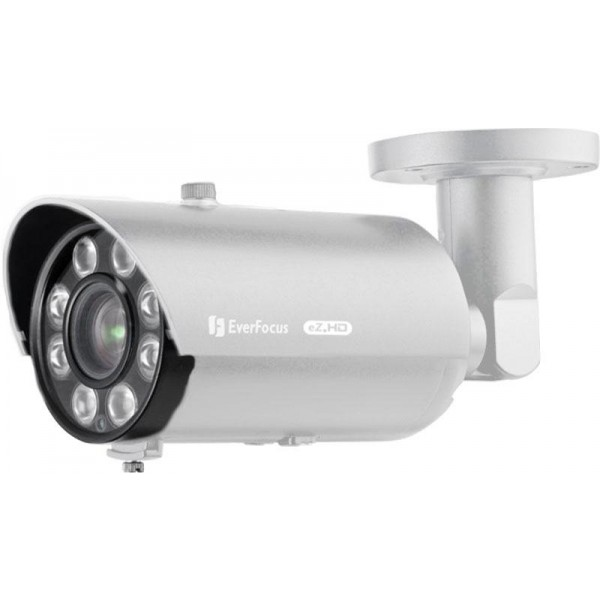 An Everfocus camera with infrared lights.