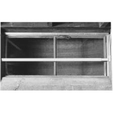 An Intrelogix basement barrier bar.
