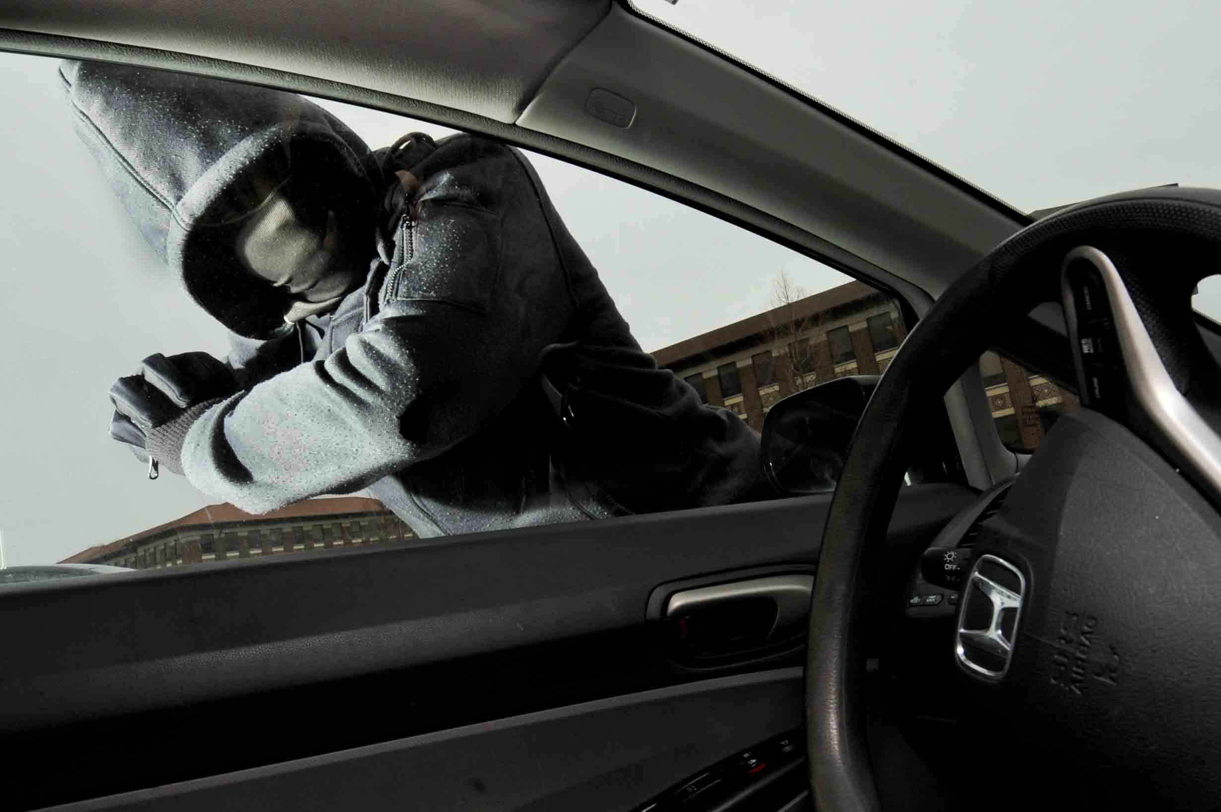 Preventing Car Break-ins