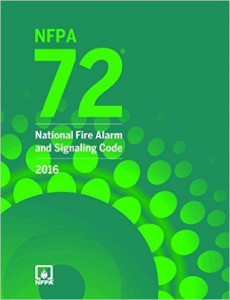 The NFPA 72 Fire Alarm Code Book