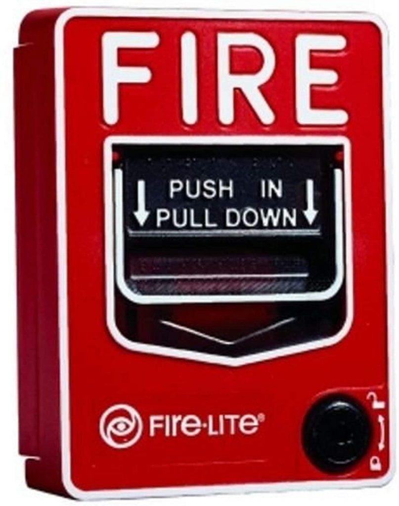 A Firelite Pull Station