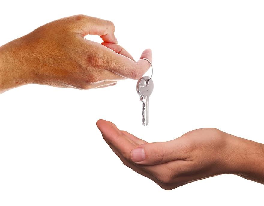 give-key-receive-hand-keys-real-estate-rent-sale-buy