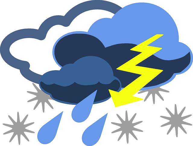 MaxPixel.net-Sleet-Thunderstorm-Hail-Lightning-Ice-Inclement-153216